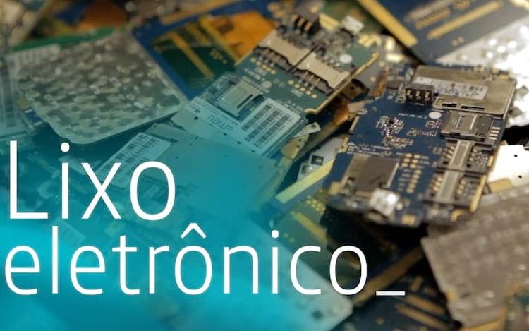 América Latina: Brasil é o maior produtor de lixo eletrônico.