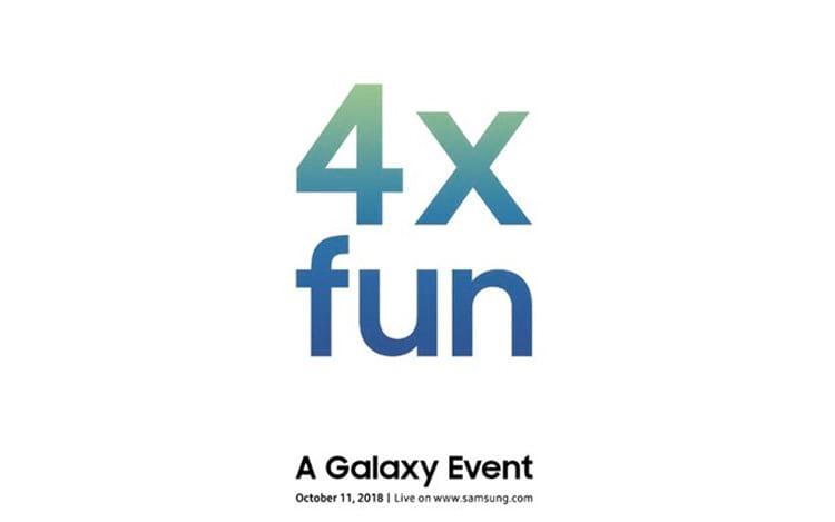 Samsung confirma novidade da linha Galaxy para outubro