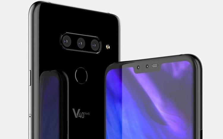 LG V40 ThinQ chega em outubro, com três câmeras traseiras?