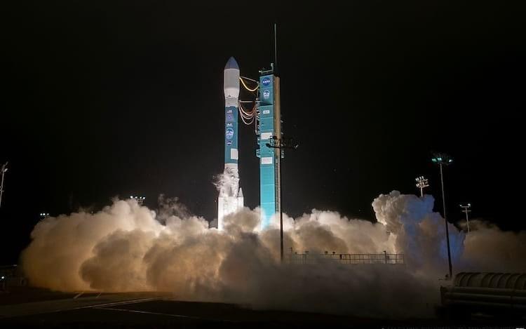 Nasa lança satélite com laser para estudar aquecimento global
