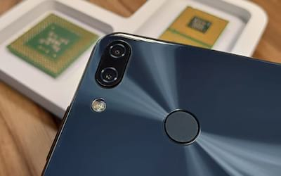 Zenfone 5Z - Teste de câmera