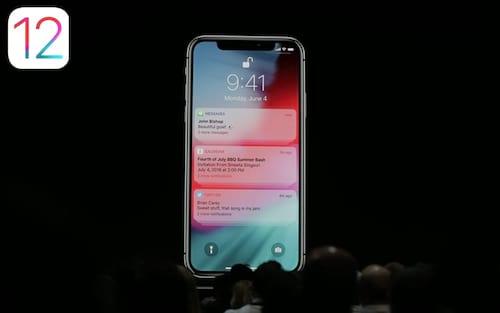 Como desagrupar notificações no iPhone ou iPad no iOS 12