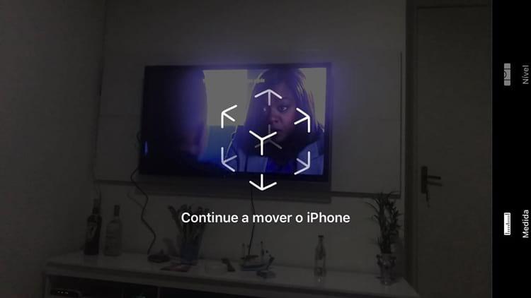 App Medidas no iOS 12