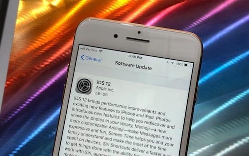 Vale a pena atualizar agora seu iPhone ou iPad para o iOS 12?