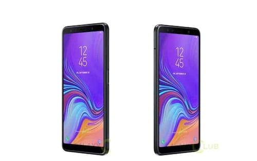 Renders do Galaxy A7 (2018), J6 e J4 Plus vazam na web