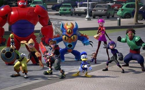 Kingdom Hearts 3 ganha novo trailer completo que revela mais detalhes