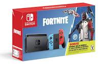 Nintendo Swicth lança versão especial de Fortnite com itens exclusivos