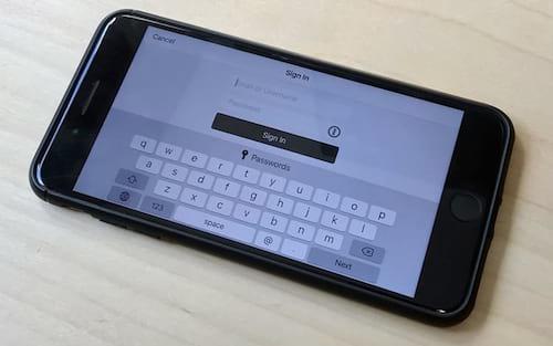 Passo a passo para ativar um gerenciador de senhas de terceiros no iOS 12