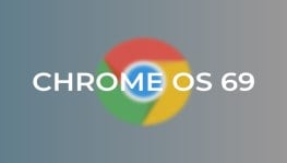 Google disponibiliza Chrome OS 69 com novo design