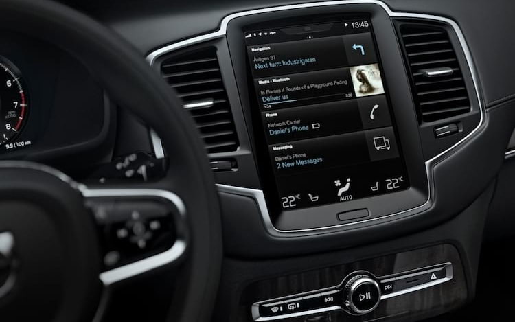 Com acordos com montadoras, Android deverá surgir em mais carros.