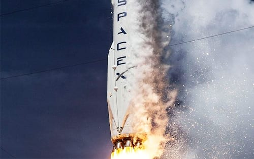 As 8 semanas que salvaram a SpaceX da falência