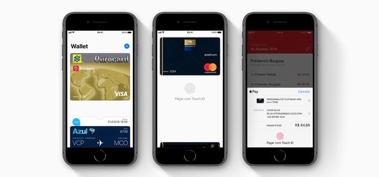 Bancos que suportam o Apple Pay
