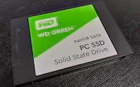 WD Green 240GB - O SSD baratinho para trocar pelo seu HD lento