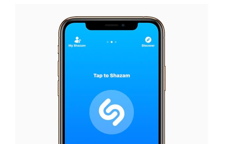 App Shazam é comprado pela Apple, companhia promete remover anúncios.