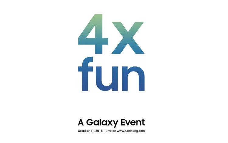 Samsung deve revelar o dispositivo durante evento agendado para outubro.