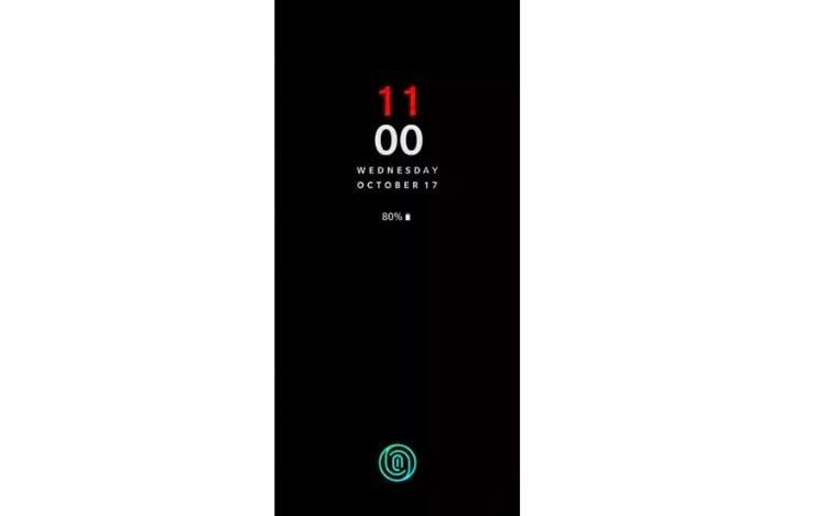 Teaser ressalta data 17 de outubro, será que o OnePlus 6T chega no próximo mês?