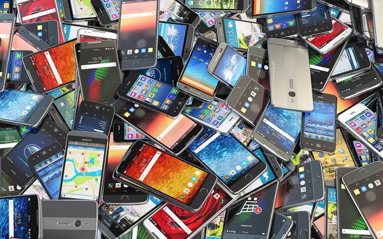 Vazamentos de smartphones no mês de setembro
