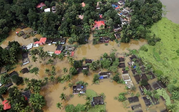 AI do Google ajuda na emissão de alertas de inundação na Índia.