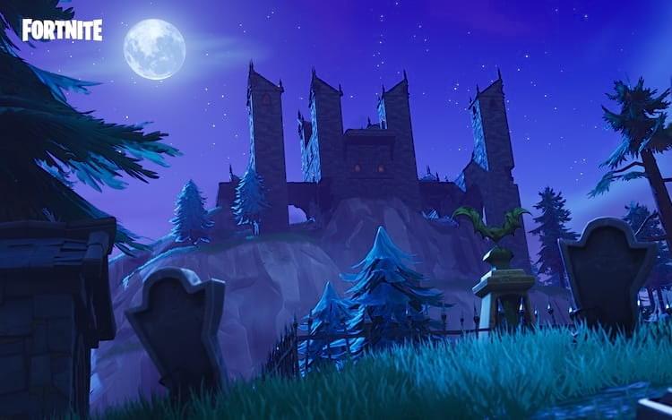 Jogo contará com castelo assombrado.