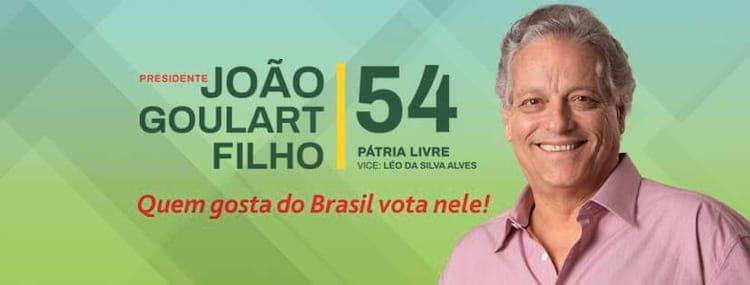 João Goulart Filho concorre ao mesmo cargo que seu pai ocupou há mais de 50 anos
