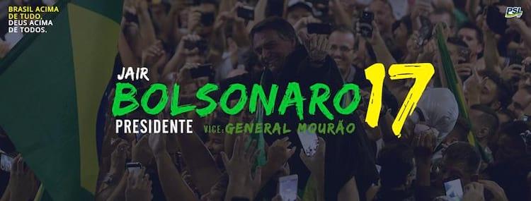 Candidatos do PSL - Partido Social Liberal