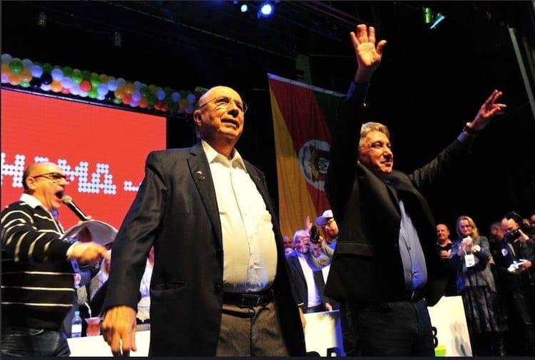 Candidatos do MDB