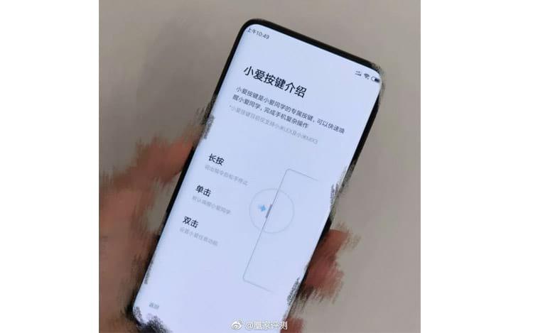 Possível Xiaomi Mi Mix 3