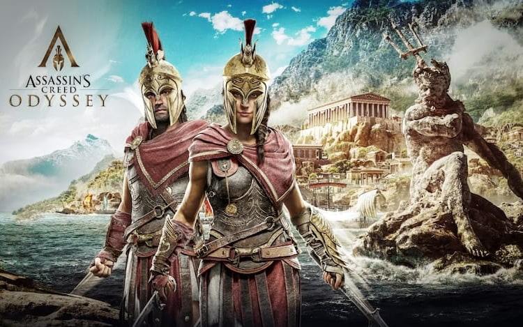 Requisitos mínimos para rodar Assassins Creed Odyssey no PC