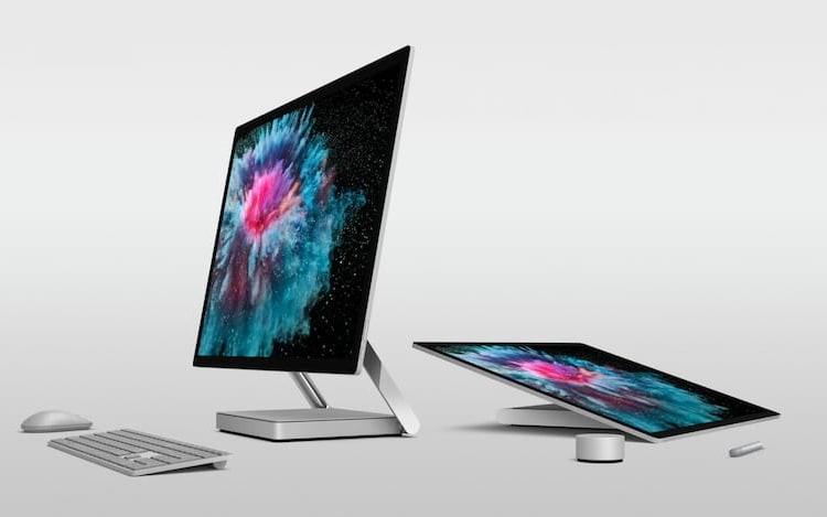 Microsoft Surface Studio 2 chega com tela mais brilhante e alto desempenho.