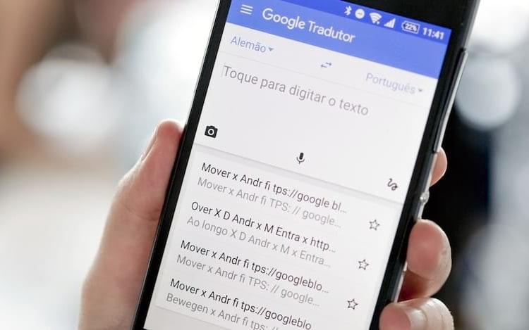 Google Tradutor já consegue diferenciar o inglês dos EUA e do Reino Unido e outros dialetos.