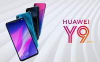 Huawei Y9: próximo lançamento da Huawei