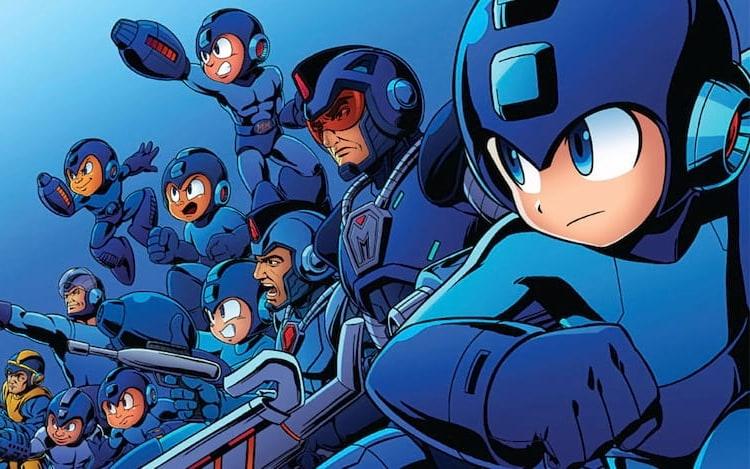 Live-action do Mega Man é anunciada oficialmente.