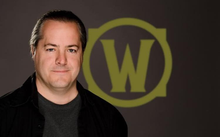Blizzard Entertainment possui um novo presidente: J. Allen Brack