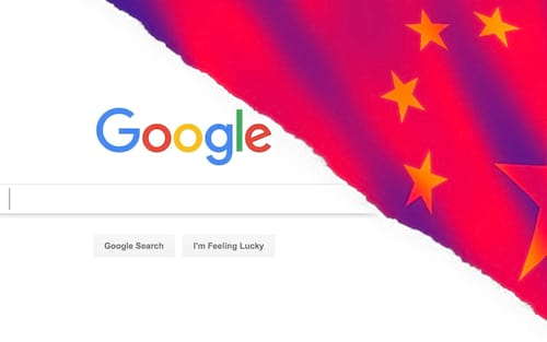 Casa Branca pede que Google abandone mecanismo de busca chinês