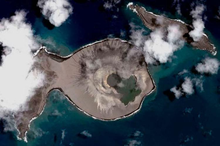 Ilhas terrestres podem ajudar a entender Marte