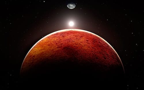 10 fatos incríveis sobre Marte