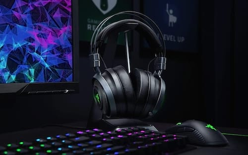 Razer revela Nari Ultimate, headset wireless com tecnologia háptica hipersensitiva