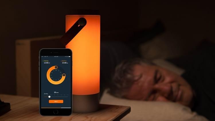 Lâmpadas inteligentes ajudam a dormir melhor