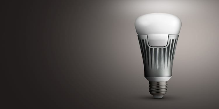 Lâmpadas inteligentes podem ter seu brilho regulado