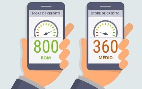 Como descobrir qual o seu score de crédito no SPC e Serasa pela internet?