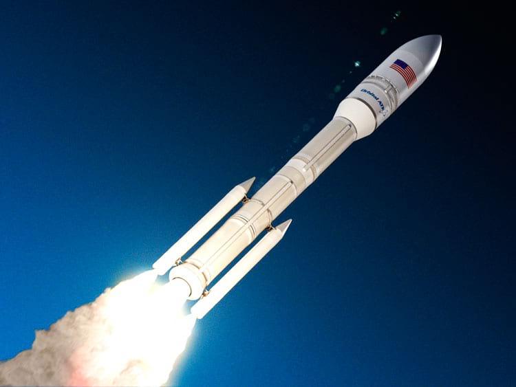Ilustração do Next Generation Launch System