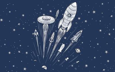 A nova corrida espacial!