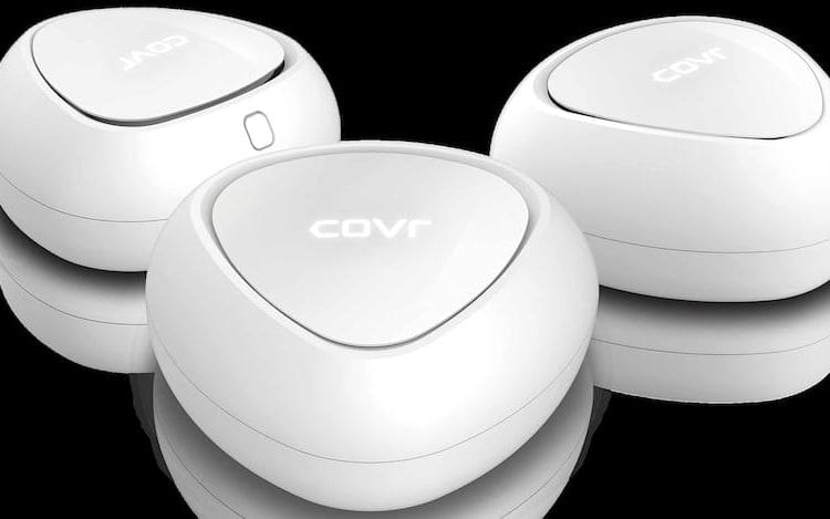 D-Link apresenta COVR: Wi-Fi na casa toda.