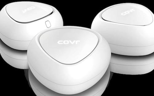 D-Link apresenta COVR: Wi-Fi na casa toda