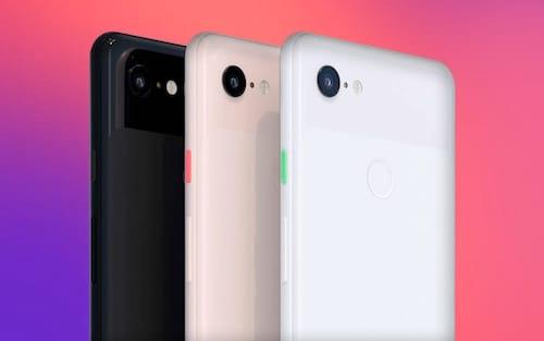 Lançamento do Google Pixel 3, 3 XL, Pixel Slate e Home Hub