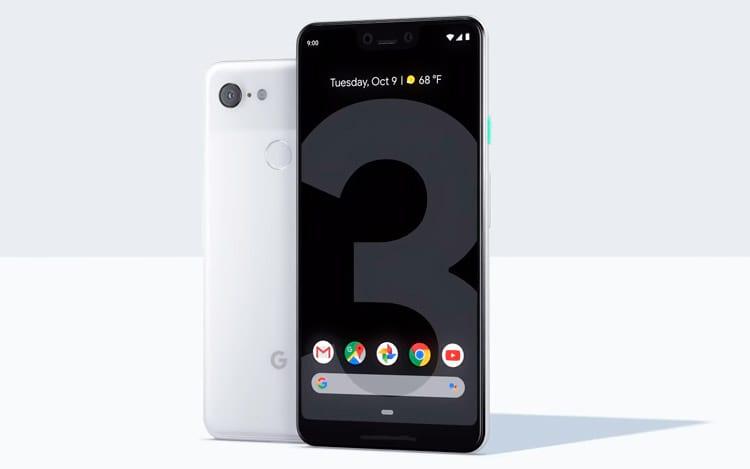 Google Pixel 3 e 3 XL