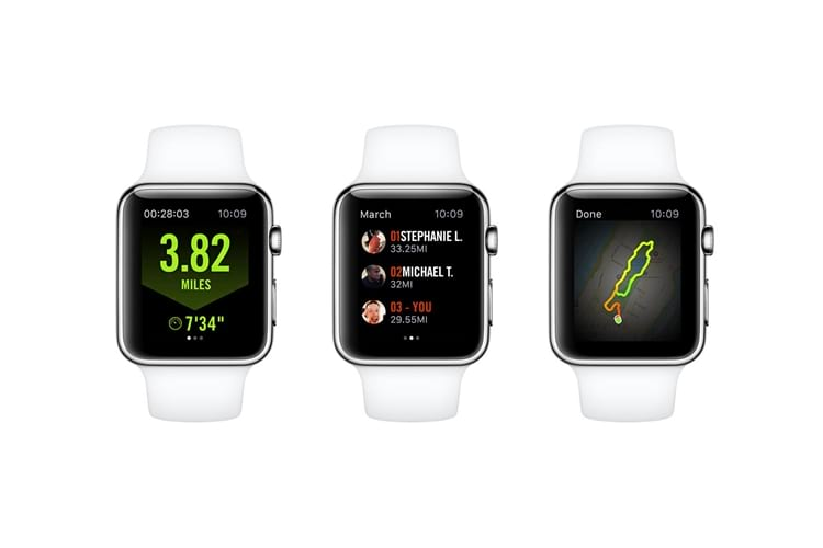 Nike + Run Club