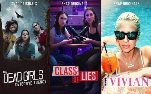 Snapchat anuncia uma lista de programação original para o Discover