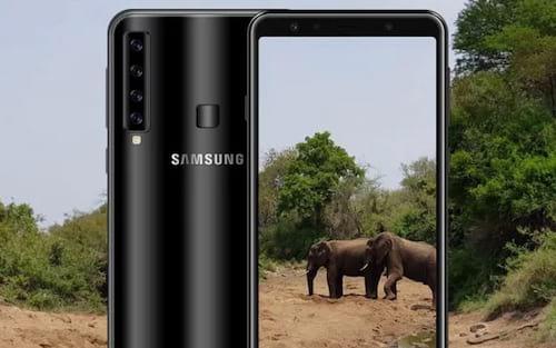 Galaxy A9 Star Pro aparece com quatro câmeras e tem especificações vazadas