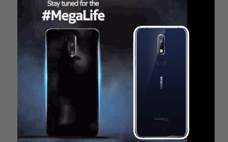 Suposto Nokia 7.1 Plus